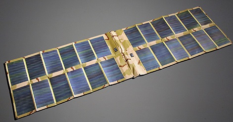 Folding Solar