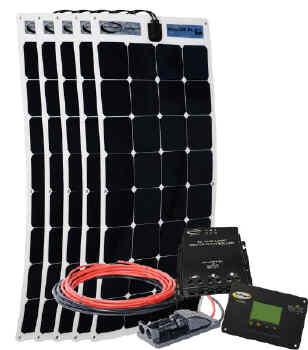 500 Watt/ 55 Amp